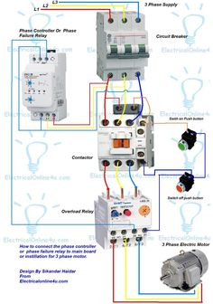 92 best relay wiring panel images in 2020 | relay, diagram, wire  pinterest