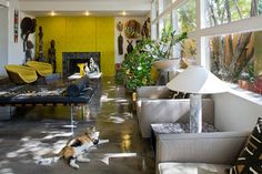 Living room - eclectic - living room - other metro - KuDa Photography