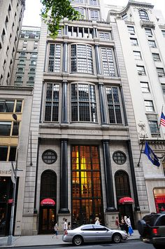 Takashimaya Bldg., New York City, 5th Avenue. This was my absolute all time favorite NYC store....so sad they are no more....xox
