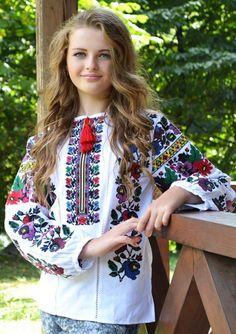 Украинка.(Ukrainian girl).