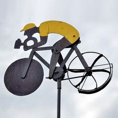 Tour de France. wonder if I can figure out how to make one of these?