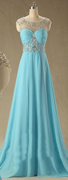 New Arrival Custom Prom Gowns, Cap