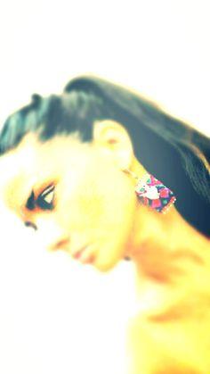 milagro friendship earrings ethnic earrings boho by romualda