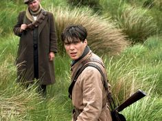 The Wind That Shakes the Barley (2006), Ken Loach. Such a great movie.