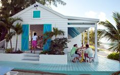 Surf Shack Da Conch shack Turks Caicos Islands