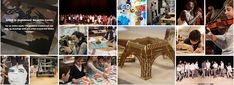 Private school website design trend of masonry on Lycee Francais de New York. Pop Website, Private School, Site Design, Design Trends, Photo Wall, York, Artist, Photograph, Artists