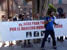 No hay agua para todos en Murcia - Se acabó el fondo social