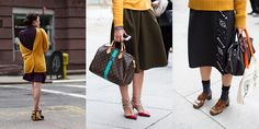 If You're Thinking About….Yellow Sweaters « The Sartorialist