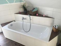 Planung Badezimmer im Neubau Eckbadewanne gefliest mit Dachschräge ... | {Eckbadewanne dachschräge 29}