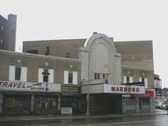 the marboro movie theatre -not in existance anymore-used to be on bay parkway brooklyn-saw many movies there