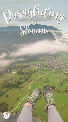 That Time I Ran Off a Mountain – Paragliding in Slovenia via @suitcaseheels