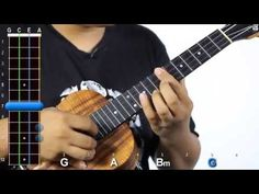 """Can't Help Falling In Love"" (Elvis) Solo Ukulele Play-Along! - YouTube"