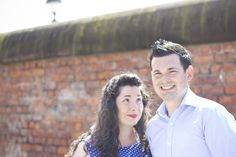 A glorious sunny day at the Albert Dock for Paul and Rosie's Engagement Shoot // Lucy Hannah Photography Blog // https://lucyhannahphotography.wordpress.com/2014/09/28/paul-and-rosie-liverpool-engagement-shoot-2/
