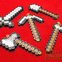 Minecraft - Perler Beads (bad link site under maintenance)