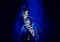 The incomparable Grace Jones at last night's Afropunk Fancy Dress Ball. THIS is a performer….
