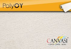 Poly OY Tempera, Canvas Paper, Plastic Cutting Board, Canvas Frame, Base Coat, Linen Fabric