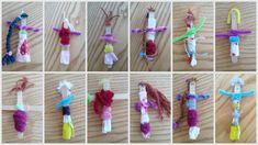 Les poupées tracas de Clara