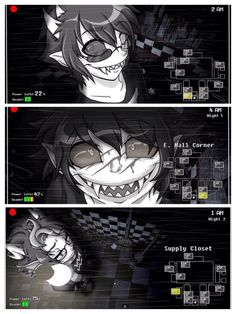 Five Nights at Freddy's Homestuck crossover < I would Actually Play this if it was real o-o