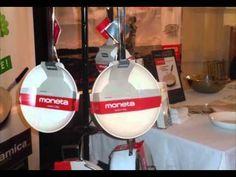 Oheka Castle 2010 Bridal Show-Moneta Cookware Display