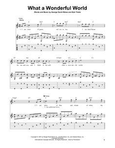 What A Wonderful World Chords What A Wonderful World Rock Joey Ramone Guitar Backing Track With Chords And Lyrics. What A Wonderful World Chords Song . Guitar Tabs Acoustic, Guitar Chords And Lyrics, Guitar Chords For Songs, Music Guitar, Guitar Lessons, Art Music, Ukulele Fingerpicking Songs, Fingerstyle Guitar, What A Wonderful World