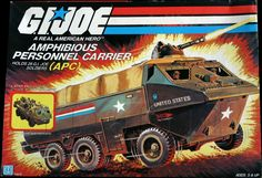 One of my first big Joe toys.