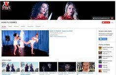 KUNGFU FEMMES - Youtube