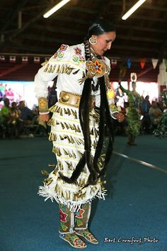 Jingle dress - Haskell Indian Nations University Pow-Wow