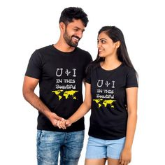 5fe3f32d3 140 Best Couple T-Shirts by TBhai.com images in 2019 | Catwoman ...