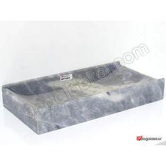 Doğal Taş Tezgah Üstü Banyo Lavaboları-DT
