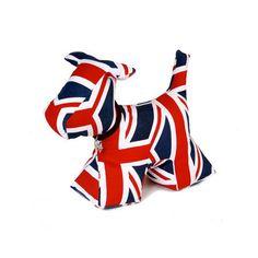 dog doorstop union jack £22 - Red Ted Art's Blog