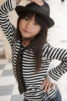 Such an adorable little girl