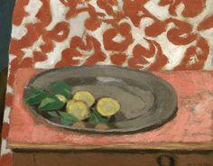 Matisse - Les Citrons au Plat d'Etain