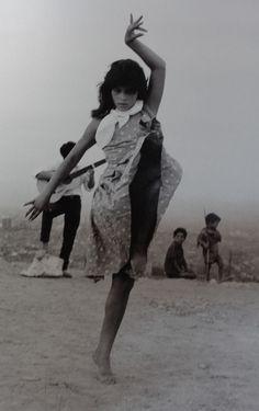 Xavier Miserachs ph. - Antoñita La Singla. Barcelona, 1962