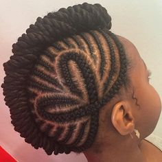Braid Hairstyles For Kids cornrows in ponytails little girl protective hairstyle Kids Braided Hairstylesnatural