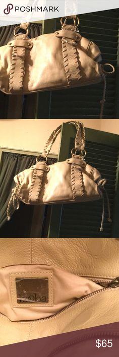 Kooba Bag leather like new satchel Kooba leather satchel bag great condition Kooba Bags Satchels