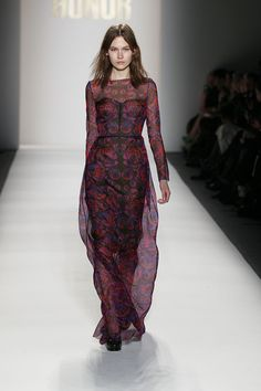 A look from Honor - Fall 2012