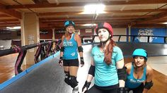 Roller Derby Technique: The Waitress with San Diego Derby Dolls