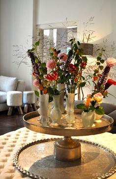 Najaarsbloemen bij interiors dmf in zeist | Fotografie STIJLIDEE Interieuradvies…