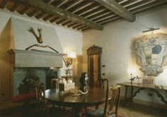 """TENUTA PATERNO www.studiolanoce.it  """"Restructuring historic castle of the 18th Century, including restoration and repairs, Art & Decor and furniture. New architectural design, with construction of house hunting, church, court and dependance for ceremonial events.""""  #studiolanoce #studiolanocework #architecture #design #interiordesign #ArtDecor #furniture #madeinitaly #luxurihomes #TenutaPaterno #Florence #Tuscany #Italy"""