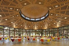 Gallery of Duncan and McMurtry Colleges / Hopkins Architects with Hanbury Evans Wright Vlattas + Company - 1