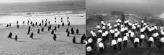 Shirin Neshat, still from Rapture, 1999