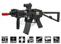 Knight's Armament PDW Full Metal AEG Airsoft Gun By Lancer Tactical