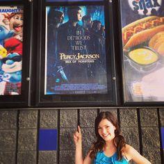 Before she started heartland she was Annabeth on Percy Jackson. Heartland Georgie, Heartland Cast, Alisha Newton, Percy Jackson, It Cast, Actors, Actor