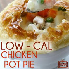 #Healthy #Meal / Big Daddy Cheater's Chicken Pot Pie Recipe & Dr Oz Doppelganger