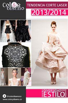Tendencias en corte láser 2013/2014 3d Laser, Women's Fashion, Formal Dresses, Cocktail Dresses, Fashion Trends, Feminine Fashion, Colors, Style