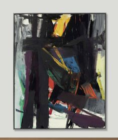 Ideas modern contemporary art franz kline for 2019 Franz Kline, Action Painting, Painting Lessons, Abstract Painters, Oil Painting Abstract, Watercolor Artists, Painting Art, Watercolor Painting, Contemporary Abstract Art