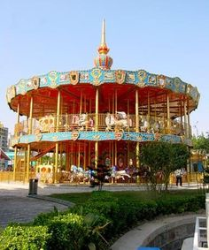 Carousel Merry Go Round Horse - Bing Images