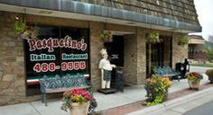 Pasqualino's Italian Restaurant – Bryson City NC: Classic Italian cuisine in the center of beautiful Bryson City.