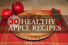 I have rounded up some of the best-looking apple recipes for you, along with my very first healthy apple pie recipe that turned out great!