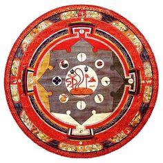 Palden Lhamo mandala